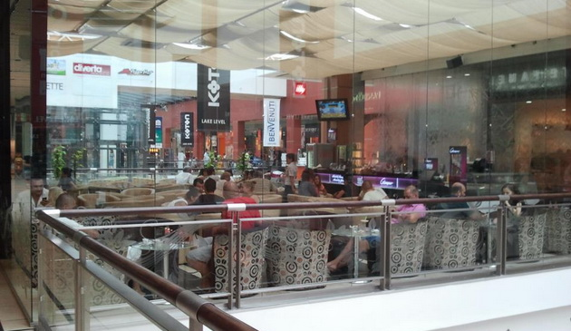 Roc A Fella Cafe City Park Mall