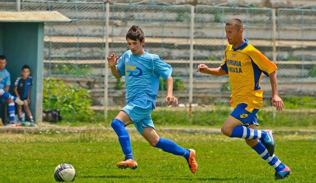 play-off, play-out, liga a IV-a, mihail kogalniceanu
