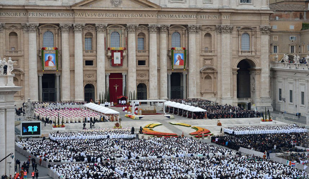 canonizare, Ioan Paul al II-lea, Ioan al XXIII-lea, Vatican, Papa
