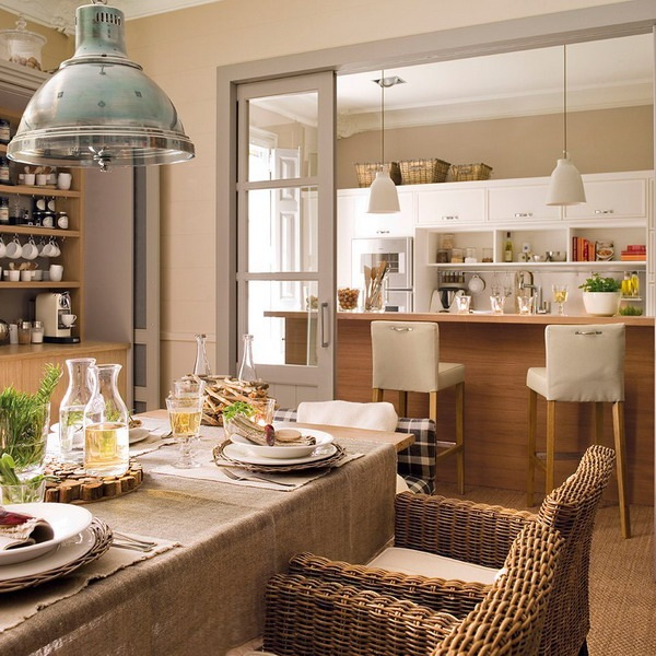 Casadex Ro Hai Sa Vezi Cum Arata O Bucatarie Amenajata In Stil Eco Rustic Contemporan 494339 on Kitchen Color Trends 2014 Home Decor