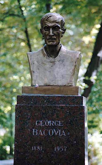 George Bacovia moartea