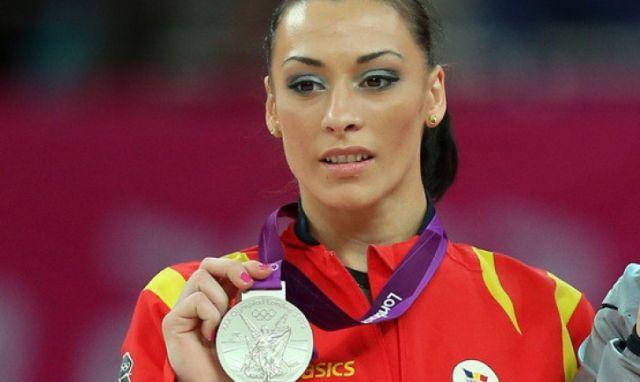 catalina ponor, jocurile olimpice de la atena 2004, medalii, coclit, gimnasta