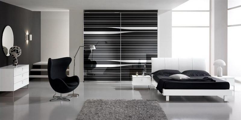 O promotie cu adevarat speciala pentru clientii interior - Camere da letto bianche e nere ...
