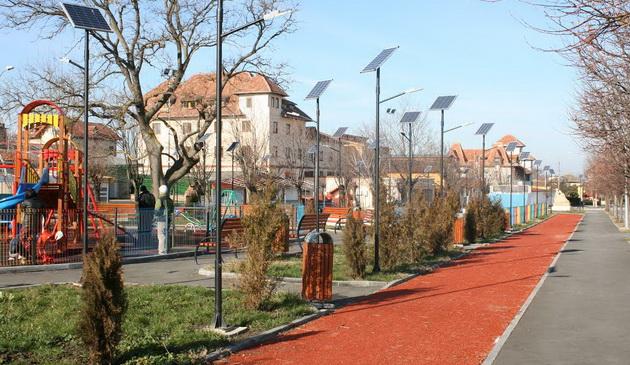 Proiect de peste 3 milioane de lei, finalizat cu succes: Eforie Sud are un nou parc de recreere(galerie(...)