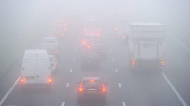 Imagini pentru cod galben ceata