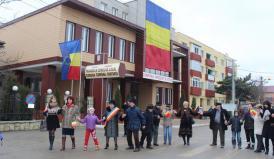 Locuitorii din Cumpăna, invitaţi la Hora Unirii