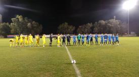 Meci amical FC Viitorul - Levski Sofia 2-1