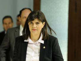 """Laura Codruța Kovesi """"Sper să nu avem surprize atunci când se va discuta bugetul DNA"""""""