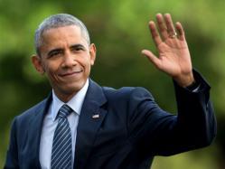 Barack Obama își ia rămas-bun pe Twitter