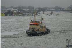 Circulaţia navelor maritime la bara Sulina, reluată