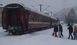 21 de trenuri care ar fi trebuit să circule în județele Constanța și Ialomița, anulate