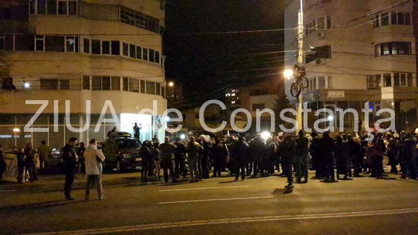 protest gratiere in constanta stop mafiei sustin democratia sustin dna 621967