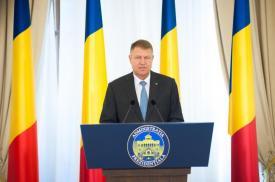 Iohannis cere retragerea ordonanțelor privind grațierea și modificarea codurilor penale