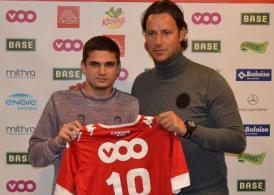E oficial Răzvan Marin s-a transferat de la FC Viitorul la Standard Liege