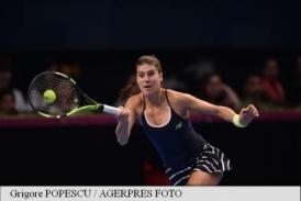 Ghinion pentru jucătoarea de tenis Sorana Cîrstea