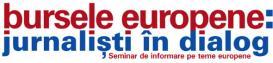 """Au început înscrierile pentru programul """"Bursele Europene - Jurnaliști în Dialog"""""""