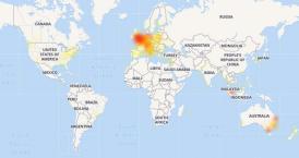 Probleme pentru Facebook. Utilizatorii au reclamat dificultăți la afișare
