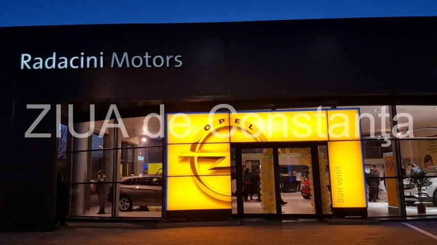 LIVE TEXT: Se inaugureaza noul showroom Radacini Motors Constanta (galerie foto+live video)