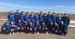 La Ovidiu, FC Viitorul dispută un amical Axiopolis Cernavodă joacă acasă cu CS Tunari, vice-lidera Ligii a 3-a