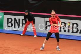 Atitudinea lui Ilie Năstase de la Fed Cup criticată de Simona Halep