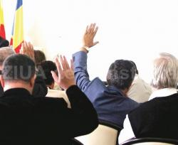 Consiliul Judeţean Constanţa înfiinţează postul de administrator public Consilierii, chemaţi să voteze atribuţiile \