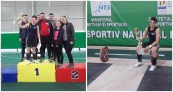 Mariana Dumitrache a cucerit Cupa României Halterofila Bianca Dumitrescu, recorduri personale la Campionatul Mondial (galerie foto)