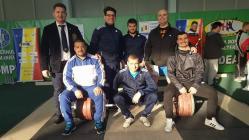 Florin Bejenariu şi Adrian Roşu, de la CS Farul, pe podium la haltere (galerie foto)