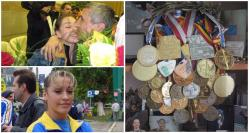 Campioana de la Constanţa Povestea Cătălinei Ponor, gimnasta care a depăşit-o pe Nadia Comăneci la numărul de medalii europene (galerie foto)