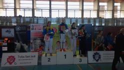 Theodora Ion, de la CS Farul Constanţa, a câştigat etapa de circuit european de la Barcelona (galerie foto)