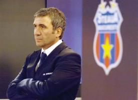"""Hagi, lovit cu o monedă la meciul FCSB - FC Viitorul """"Gică, ne cerem scuze!"""""""