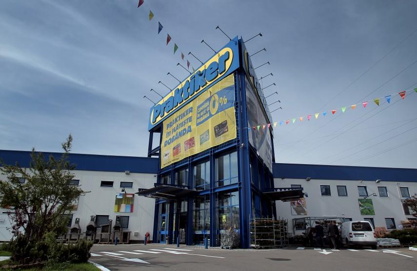Praktiker România redeschide astăzi al 8-lea magazin remodelat, în Constanţa