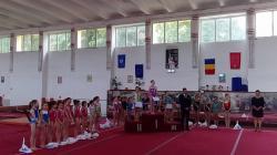 """Gimnastele de la CSS1 Constanţa au urcat pe podium şi la Memorialul """"Sergiu Popa"""" (galerie foto)"""