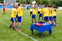 Frontiera Tomis Constanţa participă la turneul regulat al Campionatului Naţional de oină