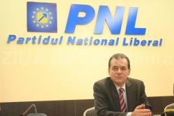 Ludovic Orban vine sâmbătă la Constanţa să-şi prezinte moţiunea cu care candidează la preşedinţia PNL
