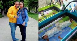 Naşi vor fi Marius şi Manuela Codea Rugbystul Ionuţ Marian Lungu a devenit tată de gemeni (galerie foto + video)