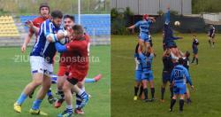 Sâmbăta rugby-ului Tomitanii Constanţa joacă pentru titlu în Divizia A, CS Năvodari pentru atingerea finale mari a DNS