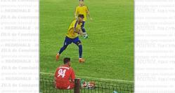 De la 2-0, la 2-2 Axiopolis Cernavodă şi CS Năvodari au remizat într-un meci amical