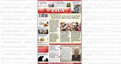 ZIUA de Constanta, format PDF, pagina 1 editia din 24 iulie 2017