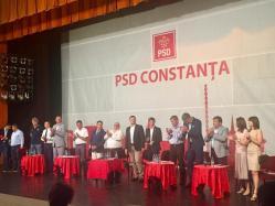 Făgădău şi Ţuţuianu şi-au prezentat rapoartele de activitate în faţa colegilor de partid (galerie foto)