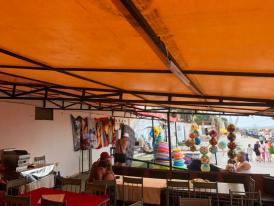 Control al comisarilor CJPC Constanța la o terasă din Eforie Sud. Mizerie de nedescris atât în bucătărie și în baie, cât și pe plajă (galerie foto+video)