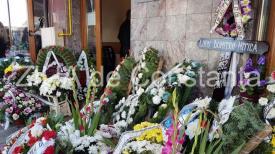 LIVE TEXT  Ceremonialul de înmormântare al compozitorului Dumitru Lupu (galerie foto+video)