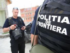18 migranți sirieni au trecut ilegal frontiera de stat a României