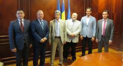Ambasadorul Extraordinar al Federaţiei Ruse în România, Valery Kuzmin, în vizită la Constanţa
