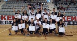 Luptătorii de la CS Năvodari au urcat de 14 ori pe podium la Cupa României de Kempo K1 (galerie foto)