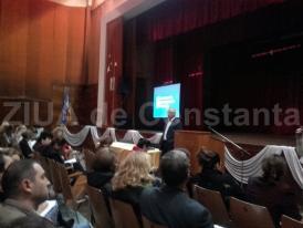 Problemele învăţământului din Constanţa. Ce au discutat, ieri, directorii instituţiilor de învăţământ preuniversitar cu şeful Petrică Miu (galerie foto)