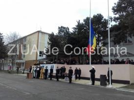 Imagini de la eveniment Academia Navală Mircea cel Bătran, la ceas aniversar. Ceremonial militar, dedicat evenimentului important (galerie foto)