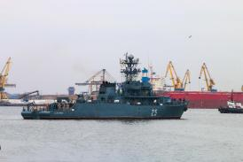 Premieră în Marina Română O femeie la comanda unei nave militare în misiune maritimă NATO. Cine este și ce navă comandă