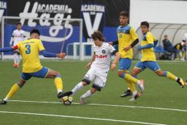 Alexi Pitu şi Radu Pocol, marcatori FC Viitorul a învins Academia Farul şi s-a calificat în optimile Cupei României (galerie foto)