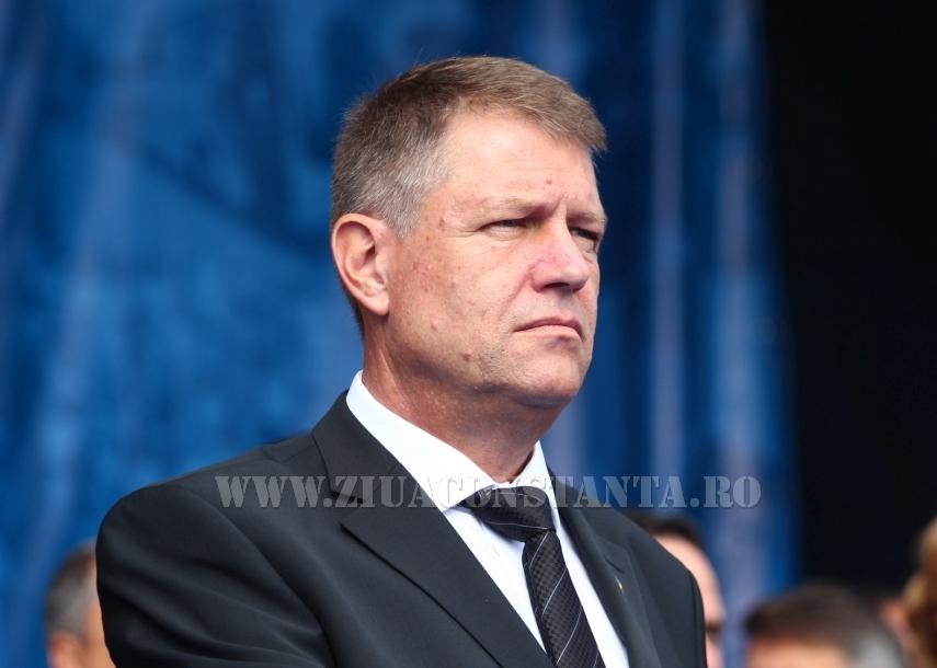 Presedintele Klaus Iohannis sustine ca Liviu Dragnea ar trebui sa demisioneze din functia de presedinte al Camerei Deputatilor