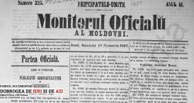 1861 Monitorul Oficialu: Al Moldovei nr. 325